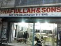 Details : Shafiullah & Sons Tailors and Readymade garments