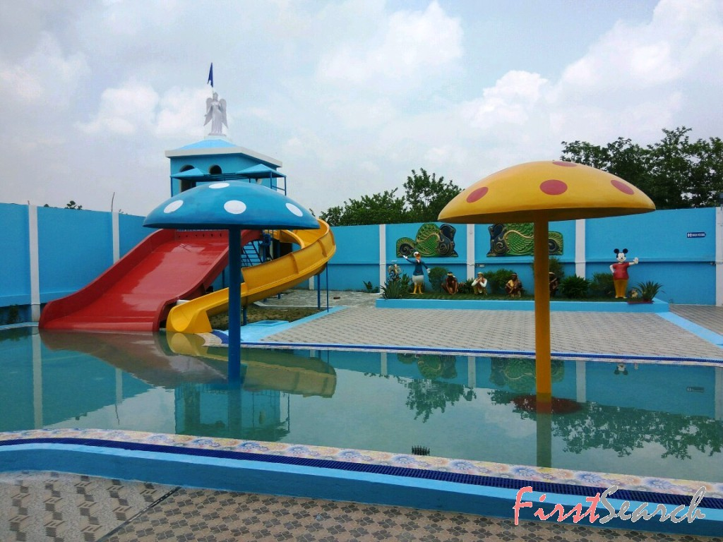 Water Park-Blue Heaven